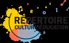 Logo du Répertoire Culture-Éducation